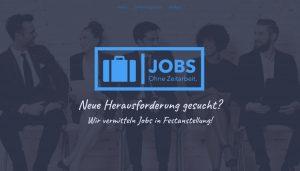 Logo von jobs ohne Zeitarbeit